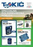 Tokić katalog Specijalna poljoprivredna ponuda 14.04.-31.05.2020.