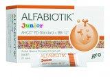 Vrećice za djecu Alfabiotik Junior JGL 21x300 mg