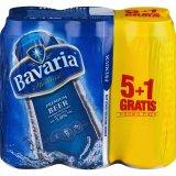 Svijetlo pivo Bavaria 6x0,5 l