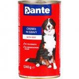 Hrana za pse Dante 1240 g