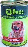 Hrana za pse Dogs 1250 g