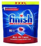 Tablete za strojno pranje posuđa All in 1 Max Finish 60/1