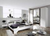 Spavaća soba Rubi A9N17.OY36.80 Alpinweiss/ABS.lavagrau