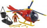 Helikopter s figurom sa svjetlom i zvukom