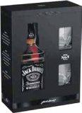 Jack Daniels 0,7 l + 2 čaše