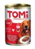Hrana mokra za pse i mačke Tomi 400 g
