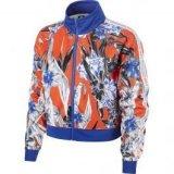 Nike sportswear women's printed jacket, ženska majica, narančasta