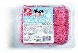 Miješano mljeveno meso Light PIK 540 g