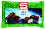 Čokoladni prutići Minis S-Budget 400 g
