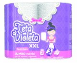 Papirnati ručnici jumbo ili lemon Violeta XXL 2/1