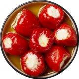 Pikant paprika punjena svježim sirom 100 g