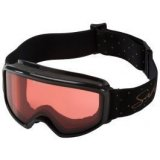Tecnopro Safine S, ženske skijaške naočale, crna