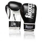 Boxeur Impact Logo, rukavice za boks, crna