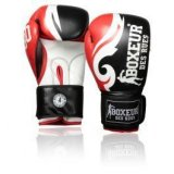 Boxeur Tribal Logo, rukavice za boks, crna