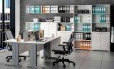 Optimal uredski namještaj v1 bijeli izbijeljeni dekor