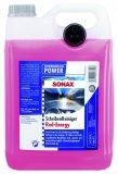 Ljetna tekućina za vjetrobransko staklo Sonax Red Energy 5 l