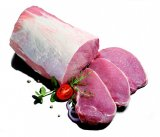 Svinjska leđa s kosti na pultu 1 kg