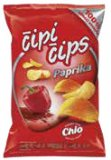 Čipi čips slani ili paprika 130-140 g
