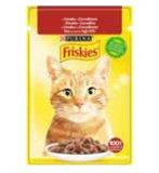 Mokra hrana za mačke Friskies razne vrste 85 g