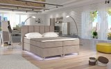 Boxspring krevet Basilio 180x200cm