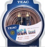 Kabel audio TEAC cinch RCA TE-RC3 2xRCA (M) na 2xRCA (M) 3m