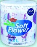 Ubrus Soft Flower XXL