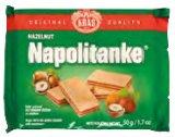 Napolitanke lješnjak bez šećera Kraš 50 g 2+1 gratis