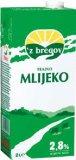 Trajno mlijeko 2,8% m.m. Z'bregov 2 l