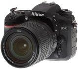 Fotoaparat DSLR Nikon D7200 crni KIT sa 18-140VR