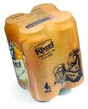 Pivo tamno ili svijetlo Kozel 4x 0,5 l