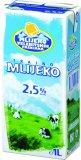 Trajno mlijeko 2,5°m.m. Mlijeko Velebitskih pašnjaka 1 l