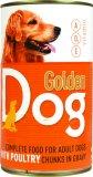 Hrana za pse Golden dog 1240 g