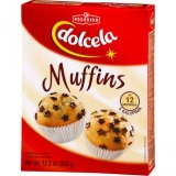 Mješavina za muffine Dolcela 200 g do 350 g