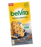 -30% na odabrane kekse Belvita razne vrste