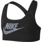 Nike bra classic veneer, ženski top, crna