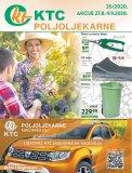 KTC katalog akcija Poljoljekarne 27.08.-09.09.2020.