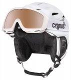 CygnusSkijaški set Cygnus - kaciga+naočale