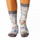 Wigglesteps flower unicorn, ženske čarape, višebojno