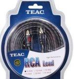 Kabel audio TEAC cinch RCA TE-RA1s 2xRCA (M) na 2xRCA (M) 1m