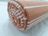 Prekrivač Natural narančasta/bijela 150x225