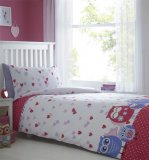 Set posteljine Tilly Owls
