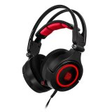 Slušalice TT eSports CRONOS Riing RGB, 7.1 Virtual, USB, crne