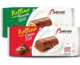 Biskvit Rollino 222g lješnjak ili kakao