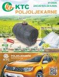 KTC katalog Poljoljekarne 10.09.-23.09.2020.