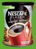 Kava classic Nescafe 100 g