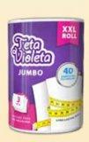 Kuhinjski ručnici jumbo XXL Teta Violeta