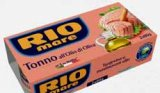 Tuna u maslinovom ulju Rio Mare 2x80 g