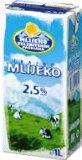 Trajno mlijeko 2,5% m.m. Mlijeko velebitskih pašnjaka 1 l