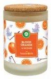Mirisna svijeća Airwick - Sugar Apple&Warm Cinnemon - Blood Orange &Incense 1 kom.