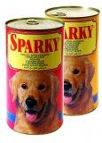Hrana za pse Sparky 1250 g